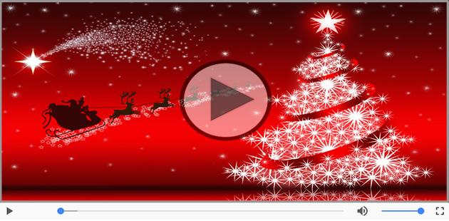 Cartoline musicali di Natale