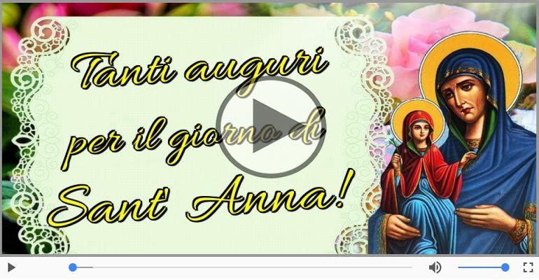 Mesaje Felicitari personalizate di Santi Anna e Gioacchino