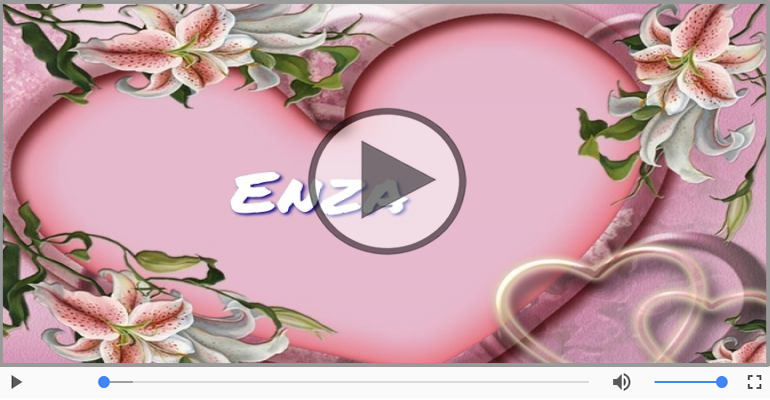 Cartoline musicali d'amore - Enza, Ti amo tanto!