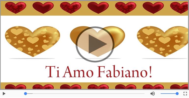 Cartoline musicali d'amore - Fabiano, Sei il grande amore della mia vita!
