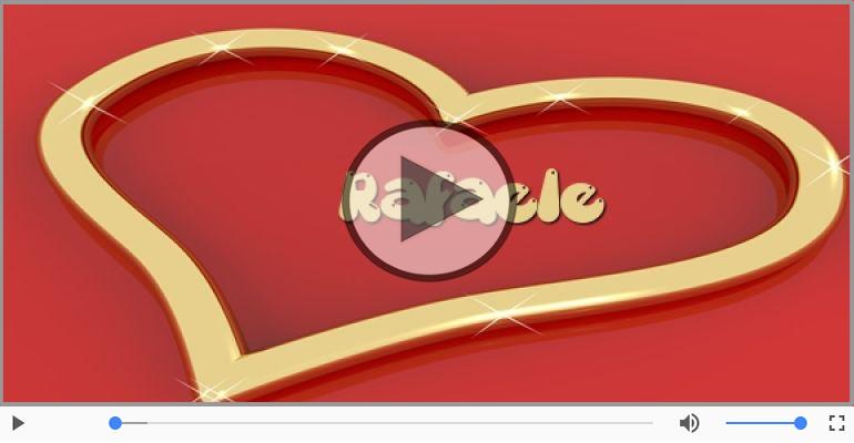 Cartoline musicali d'amore - Rafaele, Ti amo tanto!