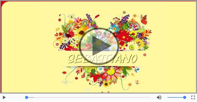 Cartoline musicali d'amore - Sebastiano, Ti amo tanto!