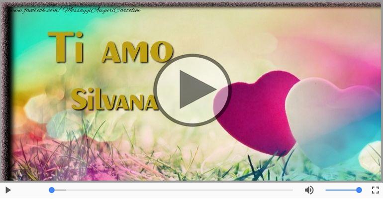 Cartoline musicali d'amore - Silvana, Ti amo tanto!
