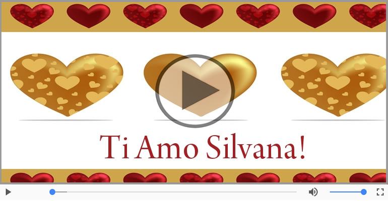 Cartoline musicali d'amore - Silvana, Sei il grande amore della mia vita!