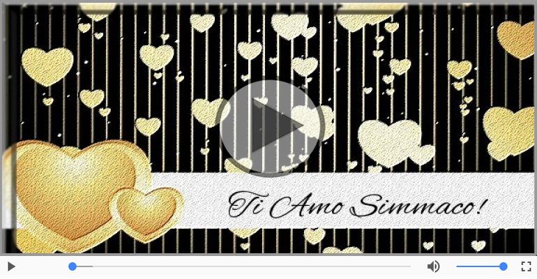 Cartoline musicali d'amore - Simmaco, Sei il grande amore della mia vita!