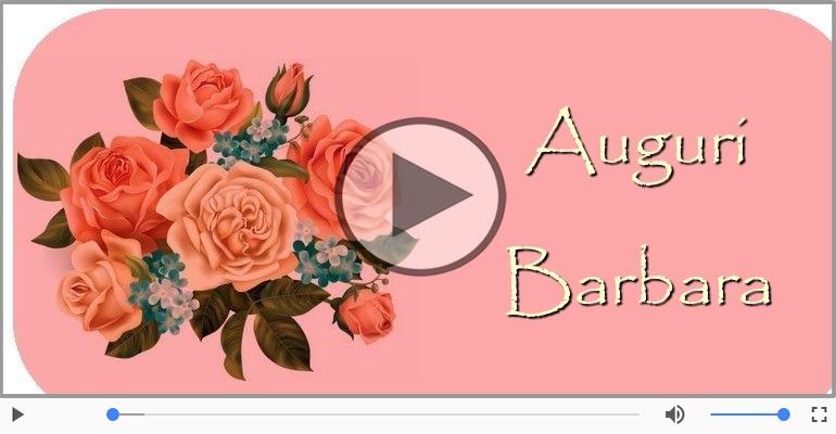 Tanti Auguri Di Buon Compleanno Barbara Buon Compleanno Piano