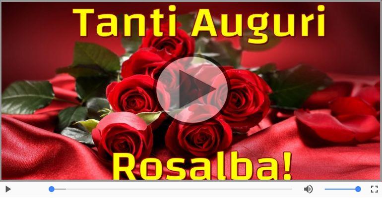 Immagini Compleanno Rosalba.Tanti Auguri Di Buon Compleanno Rosalba Buon Compleanno Piano