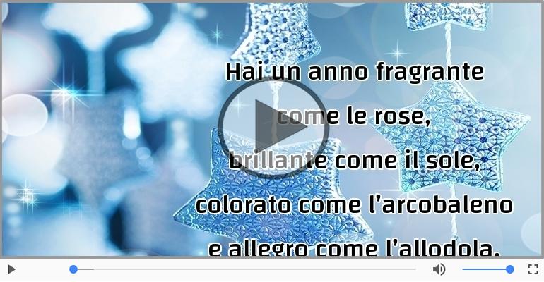 Cartoline musicali di Buon Anno - Felice anno nuovo!