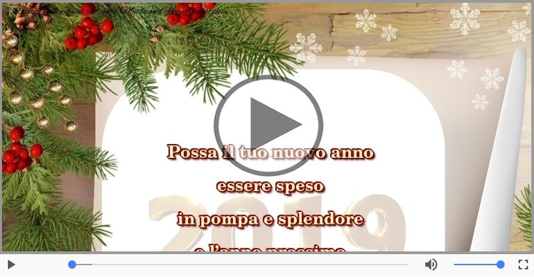 Cartoline Musicali Di Buon Anno Cartolinemusicali Com