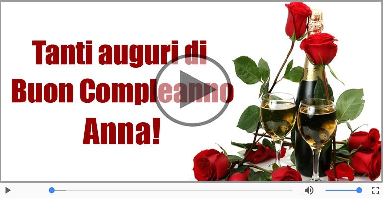 Tanti Auguri Di Buon Compleanno Anna Tanti Auguri A Te