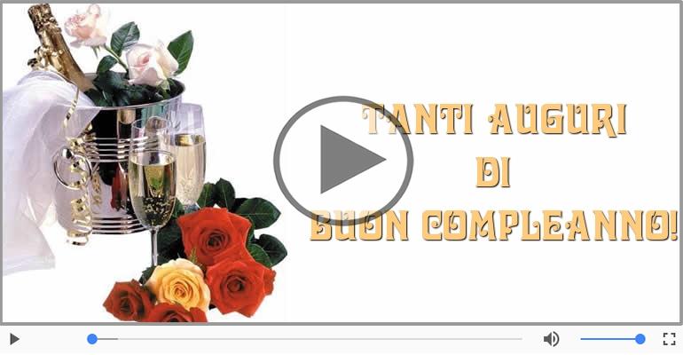 Buon Compleano Cartoline Animate e Musicali