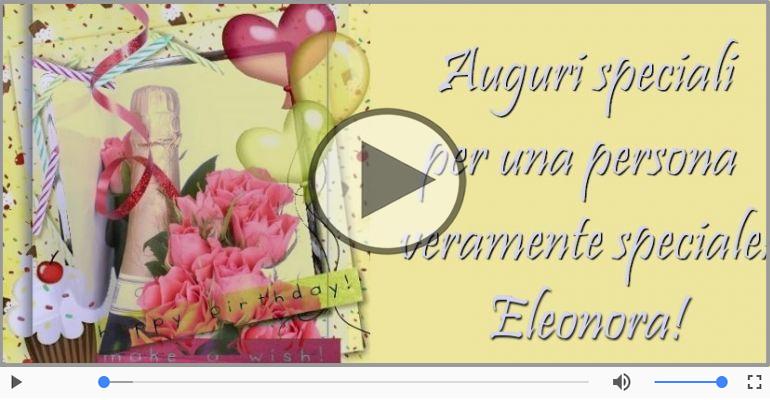 Tanti Auguri Di Buon Compleanno Eleonora Melodie De Zi Cu