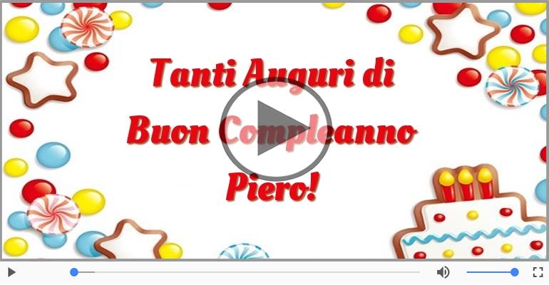 Tanti Auguri Di Buon Compleanno Piero Buon Compleanno