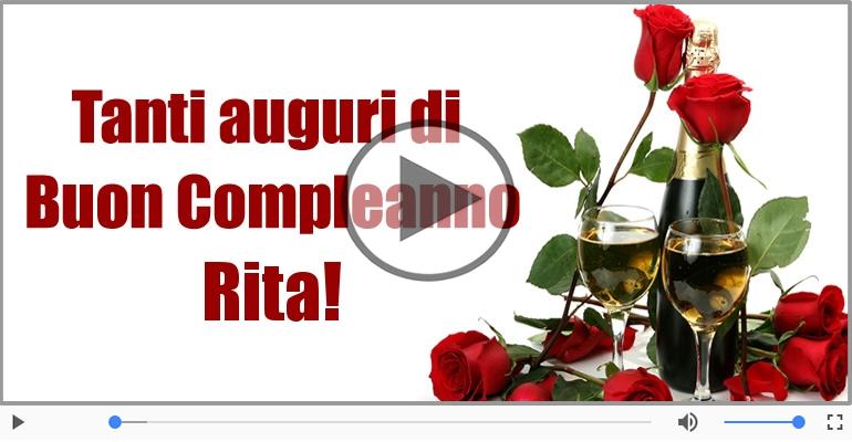 Cartoline Musicali Con Il Nome Rita Compleanno Cartolinemusicalicom