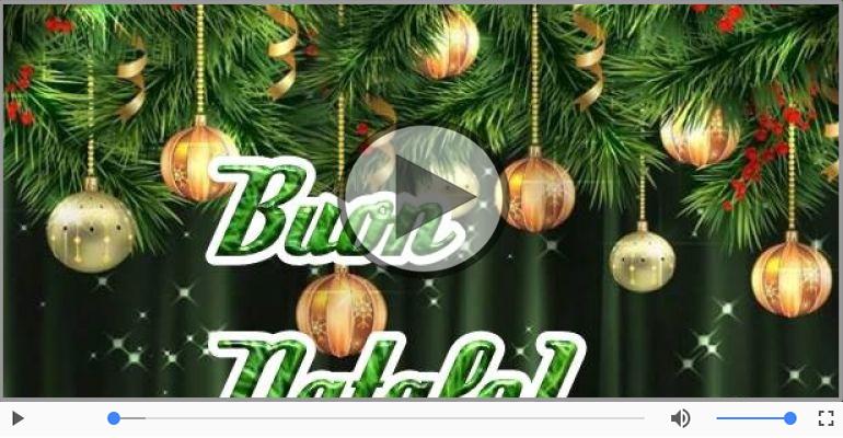 Cartoline musicali di Natale - Buon Natale - Cartoline 2017