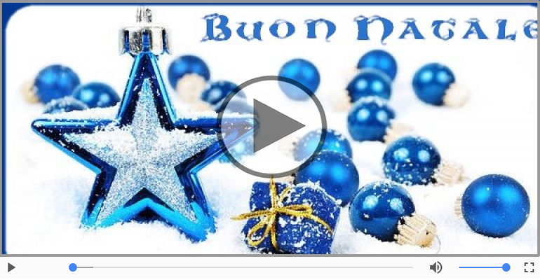 Cartoline musicali di Natale - Buon Natale!